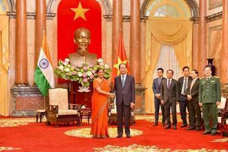 Nirmala Sitharaman inaugurates Bharat Electronics' representative office in Vietnam