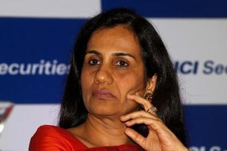 The tenure of ICICI Bank CEO Chanda Kochhar—clouded by investigations related to the Videocon loan case—ends in March 2019. Photo: Reuters