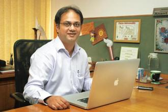 Anant Bajaj, executive director of Bajaj Electricals Ltd.
