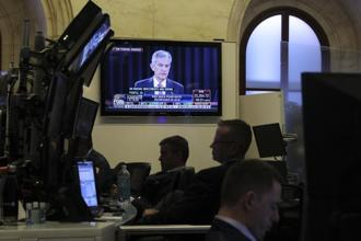 Chairman of the US Federal Reserve Jerome Powell. Photo: AFP