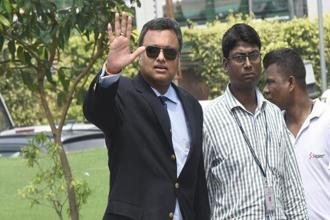 The Enforcement Directorate is probing several of Karti Chidambaram financial transactions, including the Aircel-Maxis case. Photo: HT