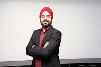 Bipin Preet Singh, founder and chief executive, MobiKwik. Photo: Ramesh Pathania/Mint