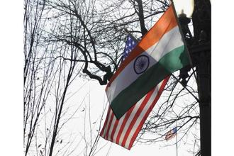 "India and the will hold their first ""2+2"" talks in Washington on 6 July. Photo: Bloomberg"