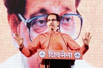 Uddhav Thackeray-led Shiv Sena is the first NDA partner to take a stand in support of the AAP government.
