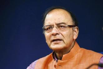 The idea of big tax cuts is a 'trap' suggestion, Arun Jaitley wrote in a Facebook post. Photo: HT