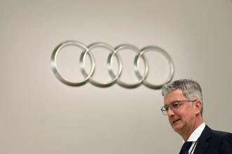 Munich prosecutors detained Rupert Stadler to prevent him from obstructing a probe into Audi's emissions cheating. Photo: AFP