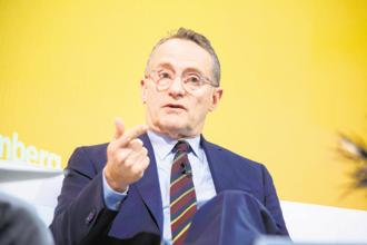OakTree Capital founder Howard Marks. Photo: Bloomberg