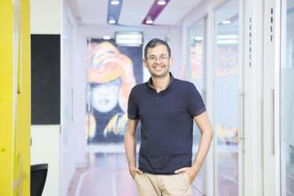 Myntra CEO Ananth Narayanan. Photo: Mint