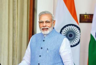 PM Narendra Modi is likely to discuss flagship schemes launched by his government. Photo: Mint