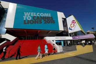 In the newly created category of creative e-commerce at Cannes Lions 2018, India had two shortlists which were converted into metals. Photo: Reuters