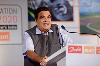 Union minister for road transport Nitin Gadkari said planned development and a pollution-free environment are two key issues for the government's smart cities programme. Photo: Abhijit Bhatlekar/Mint
