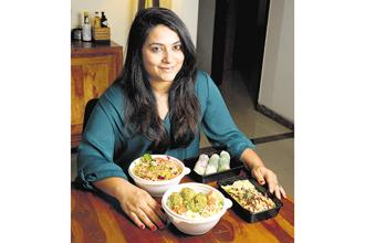 Little Food Daily founder Bhakti Mehta says one needs to keep up with food trends. Photo: Abhijit Bhatlekar/Mint