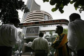 The S&P BSE Sensex's 4.3% gain this year has masked a selloff in mid- and small-sized stocks.
