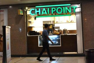 Chai Point in Select City Mall in New Delhi. The company opened its 100th store in the country in Bengaluru's Indiranagar area on Friday, featuring a new menu and a new store design. Photo: Beenu Arora / Mint