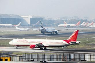 Air India has not reported net profit after its merger with Indian Airlines in 2011. Photo: Bloomberg
