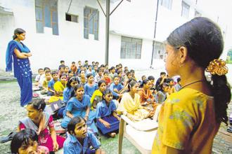 The initiative centred around classroom discussions on gender equality in 314 government schools in Haryana.