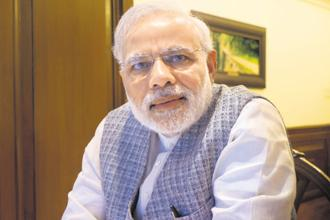 PM Narendra Modi. The goods and services tax will mark its first anniversary on 1 July 2018. Photo: Mint