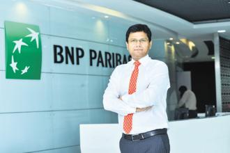 Sanjay Singh, head of global markets-India, BNP Paribas. Photo: Aniruddha Chowdhury/Mint