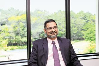 Wipro chief executive Abidali Z. Neemuchwala. File photo: Mint