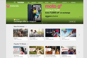 Hotstar is Star's first business that is direct-to-consumer or B2C