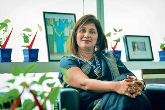 Yes Bank chief sustainability officer Namita Vikas says a CSO should function as a catalyst. Photo: Aniruddha Chowdhury/Mint