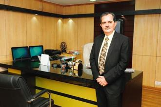 UCO Bank managing director and CEO R.K. Takkar. Photo: Mint