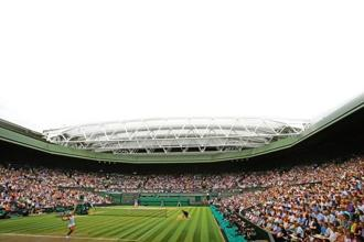 That English summer, 50 years ago, marked the first time that Wimbledon would be truly 'open'. Photo: Getty Images