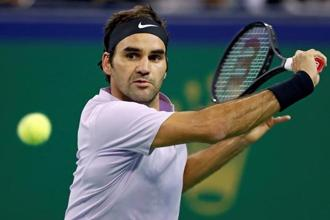 Roger Federer has benefited from the influence of his coach Ivan Ljubicic, who replaced Stefan Edberg. Photos: Reuters