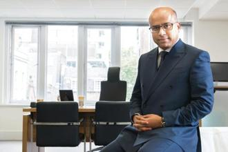 A file photo of British industrialist and Liberty House owner Sanjeev Gupta. Photo: Mint