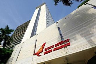 The Air India building at Nariman Point, Mumbai, which stands in an area of over 220,000 square feet, has several vacant floors, according to an Air India official. Photo: Reuters