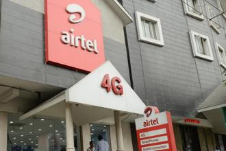 In Delhi, Airtel broadband's monthly plan of Rs 799 GB offers data speed of up to 40 Mbps comes with bonus data of 500 GB till 31 October. Photo: Mint
