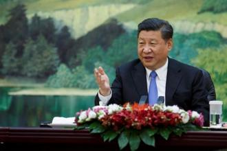 China President Xi Jinping. Photo: Reuters