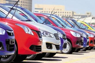 Automobile sales registered a double-digit growth in June. Photo: Mint