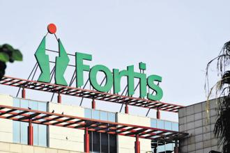 On 2.25pm Wednesday, Fortis Healthcare shares rose 1.67%, or ₹ 2.35, to ₹ 138.00. Photo: Pradeep Gaur/Mint