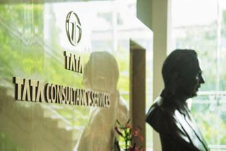 Tata Consultancy Services (TCS) on Tuesday reported a 24% profit rise, the fastest pace in two years, to ₹ 7,340 crore. Photo: Mint