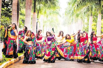 Many take up belly dancing for fitness and weight loss, which is not the best way to approach it. Photo: Shruti Narayanan
