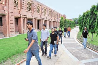 Demand of MBA students are strongest among health care, technology, and energy companies — followed by financial firms. Photo: Hindustan Times