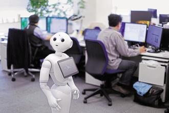 Can't code, or speak Bahasa? Didn't go to school with a CEO's son or daughter? A robot will take your trading seat. Photo: iStock