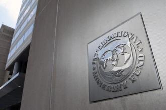 IMF said India's growth is expected to rise from 6.7% in 2017-18 to 7.3% in 2018-19 and 7.5% in 2019-20, as the effects of demonetisation and the introduction of the goods and services tax fade. Photo: Bloomberg