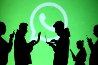 The rise in use of WhatsApp was driven by deeper penetration of mobile internet and the falling costs of data. Photo: Reuters
