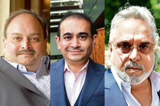 (From L-R) Mehul Choksi, Nirav Modi and Vijay Mallya. According to the provisions of the bill, all individuals attempting to elude the Indian legal process from the date of the enactment of the law will be covered.