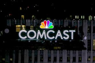 Comcast would generate 25% of its sales outside of the US if it buys Sky, compared with 9% currently. Photo: Reuters