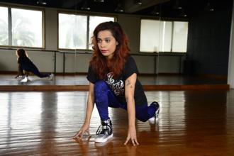 After being diagnosed with SAD, Sucheta Pal quit her IT job to pursue dance and fitness professionally. Photo: Abhijit Bhatlekar/Mint