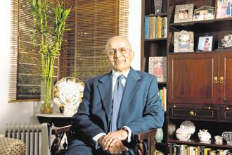The Indian car market is unique in that 75% of the cars sold are below 4m in length and cost under ₹ 6.5 lakh at factory level, says Maruti Suzuki chairman R.C. Bhargava. Photo: Ramesh Pathania/Mint
