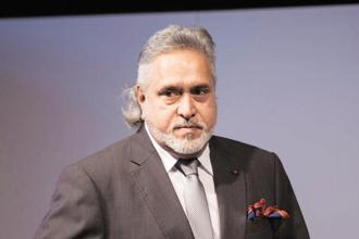 Vijay Mallya remains on bail since his arrest on an extradition warrant in April last year. Photo: AFP