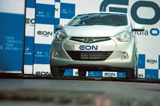 Hyundai, however, won't scrap the platform for the Eon and may instead use it to develop new vehicles in the future. Photo: Mint