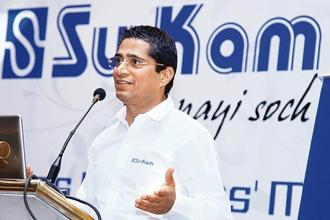 Su-Kam founder and managing director Kunwer Sachdev.