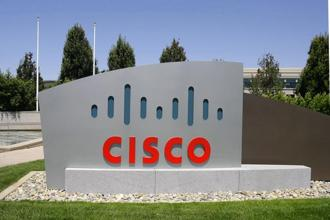 The deal is the biggest acquisition for Cisco since its $3.7 billion purchase of business performance monitoring software company AppDynamics last year, and its largest in the cyber security sector since its $2.7 billion takeover of Sourcefire in 2013. Photo: Bloomberg