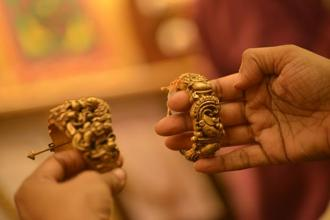 Two-thirds of India's gold demand comes from rural areas, where jewellery is a traditional store of wealth. Photo: Mint
