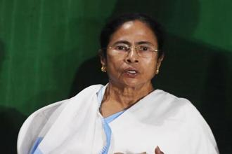 West Bengal chief minister and Trinamool Congress chief Mamata Banerjee.
